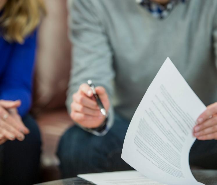Agreements & Orders
